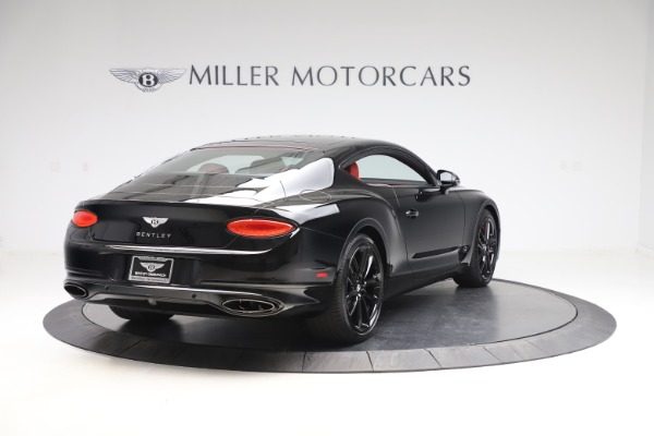 New 2020 Bentley Continental GT W12 for sale $277,935 at Maserati of Westport in Westport CT 06880 7