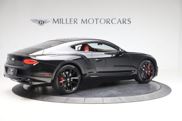 New 2020 Bentley Continental GT W12 for sale $277,935 at Maserati of Westport in Westport CT 06880 8