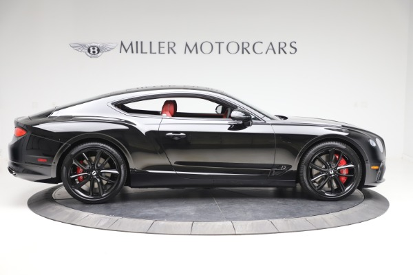 New 2020 Bentley Continental GT W12 for sale $277,935 at Maserati of Westport in Westport CT 06880 9