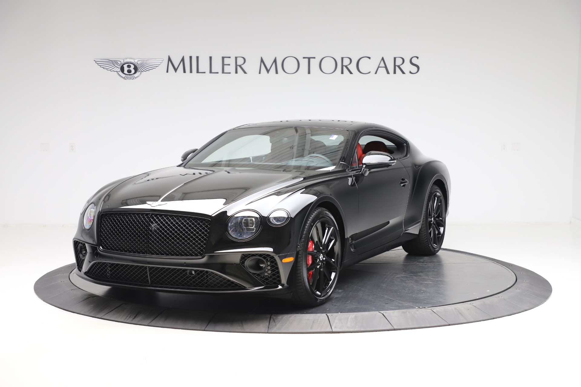 New 2020 Bentley Continental GT W12 for sale $277,935 at Maserati of Westport in Westport CT 06880 1