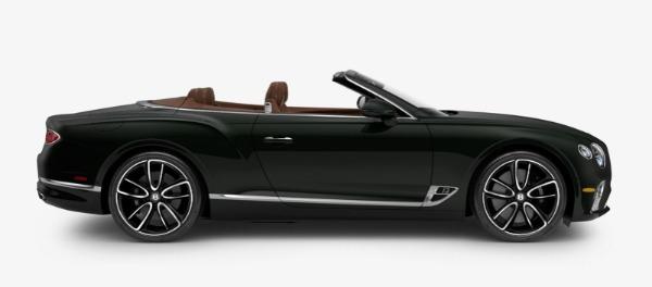 New 2020 Bentley Continental GTC W12 for sale $300,745 at Maserati of Westport in Westport CT 06880 2