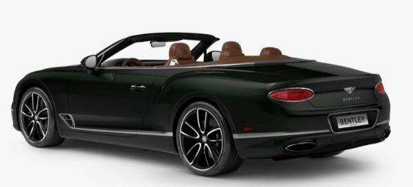 New 2020 Bentley Continental GTC W12 for sale $300,745 at Maserati of Westport in Westport CT 06880 3