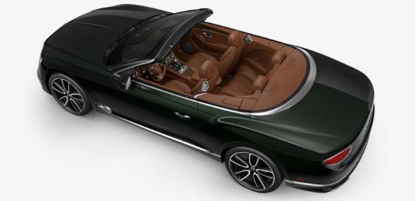 New 2020 Bentley Continental GTC W12 for sale $300,745 at Maserati of Westport in Westport CT 06880 4