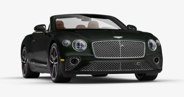 New 2020 Bentley Continental GTC W12 for sale $300,745 at Maserati of Westport in Westport CT 06880 5