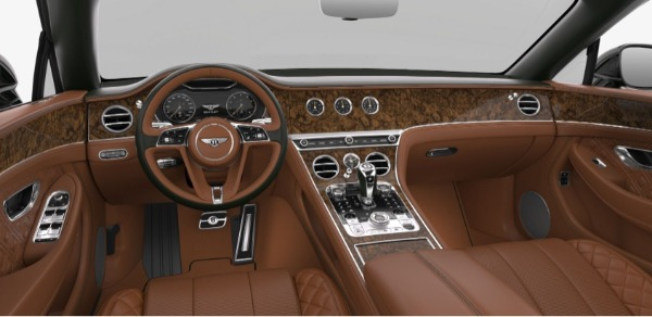 New 2020 Bentley Continental GTC W12 for sale $300,745 at Maserati of Westport in Westport CT 06880 6