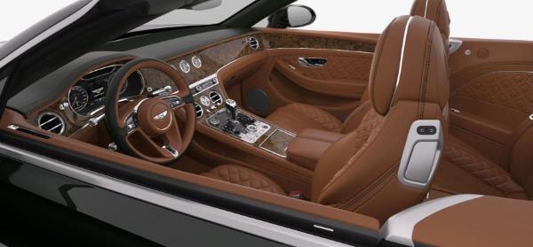 New 2020 Bentley Continental GTC W12 for sale $300,745 at Maserati of Westport in Westport CT 06880 7