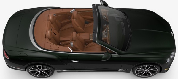 New 2020 Bentley Continental GTC W12 for sale $300,745 at Maserati of Westport in Westport CT 06880 9