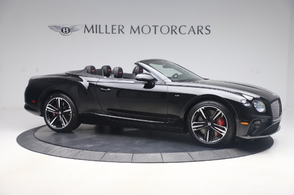 New 2020 Bentley Continental GTC V8 for sale $275,045 at Maserati of Westport in Westport CT 06880 10