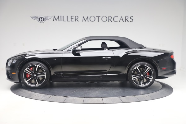 New 2020 Bentley Continental GTC V8 for sale $275,045 at Maserati of Westport in Westport CT 06880 13