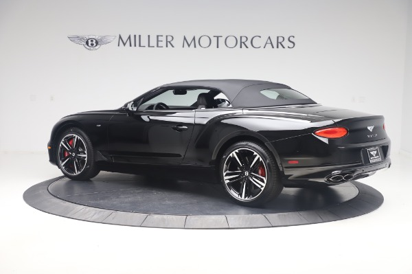 New 2020 Bentley Continental GTC V8 for sale $275,045 at Maserati of Westport in Westport CT 06880 14