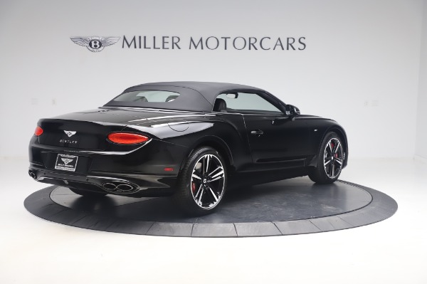 New 2020 Bentley Continental GTC V8 for sale $275,045 at Maserati of Westport in Westport CT 06880 15