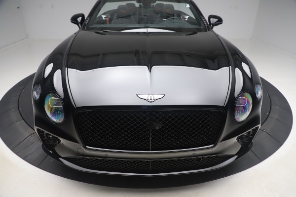 New 2020 Bentley Continental GTC V8 for sale $275,045 at Maserati of Westport in Westport CT 06880 18