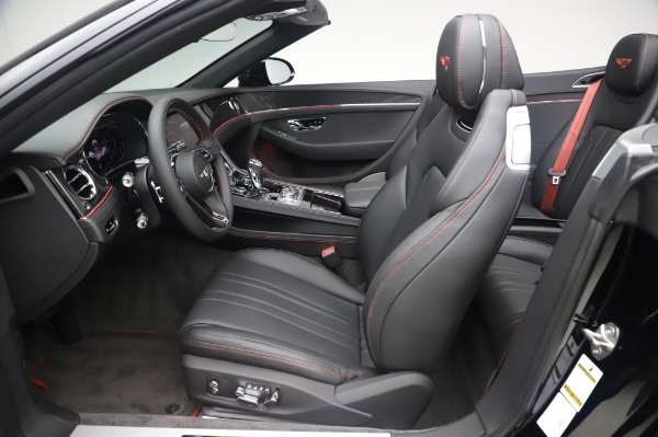 New 2020 Bentley Continental GTC V8 for sale $275,045 at Maserati of Westport in Westport CT 06880 24