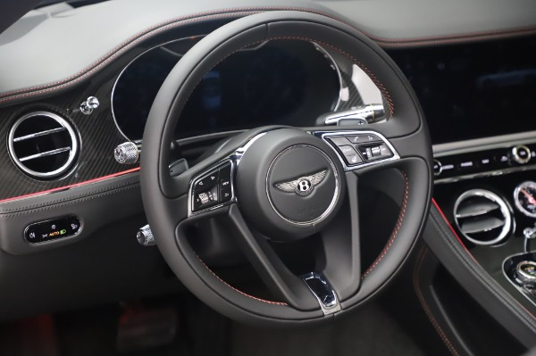 New 2020 Bentley Continental GTC V8 for sale $275,045 at Maserati of Westport in Westport CT 06880 27