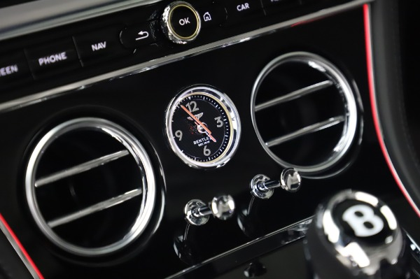 New 2020 Bentley Continental GT Convertible V8 for sale $275,045 at Maserati of Westport in Westport CT 06880 28