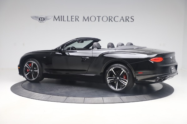 New 2020 Bentley Continental GTC V8 for sale $275,045 at Maserati of Westport in Westport CT 06880 4