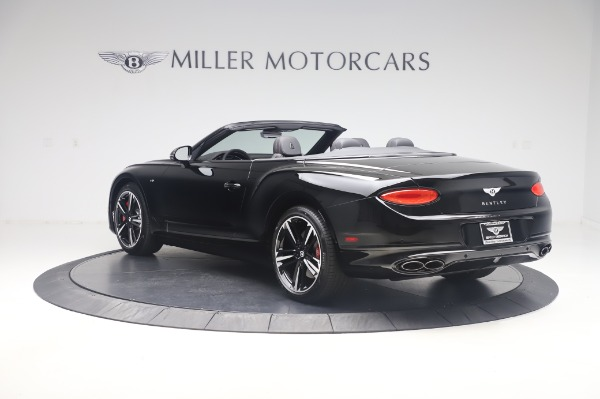 New 2020 Bentley Continental GT Convertible V8 for sale $275,045 at Maserati of Westport in Westport CT 06880 5