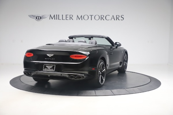 New 2020 Bentley Continental GT Convertible V8 for sale $275,045 at Maserati of Westport in Westport CT 06880 7