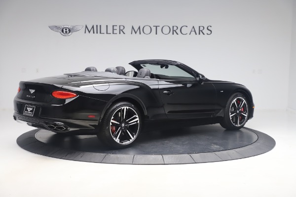 New 2020 Bentley Continental GT Convertible V8 for sale $275,045 at Maserati of Westport in Westport CT 06880 8