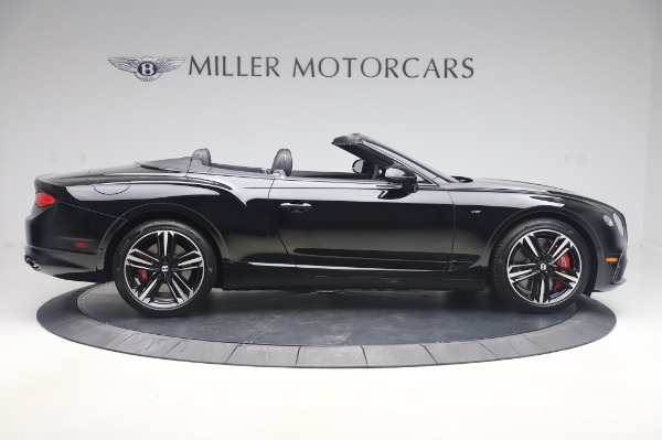New 2020 Bentley Continental GT Convertible V8 for sale $275,045 at Maserati of Westport in Westport CT 06880 9
