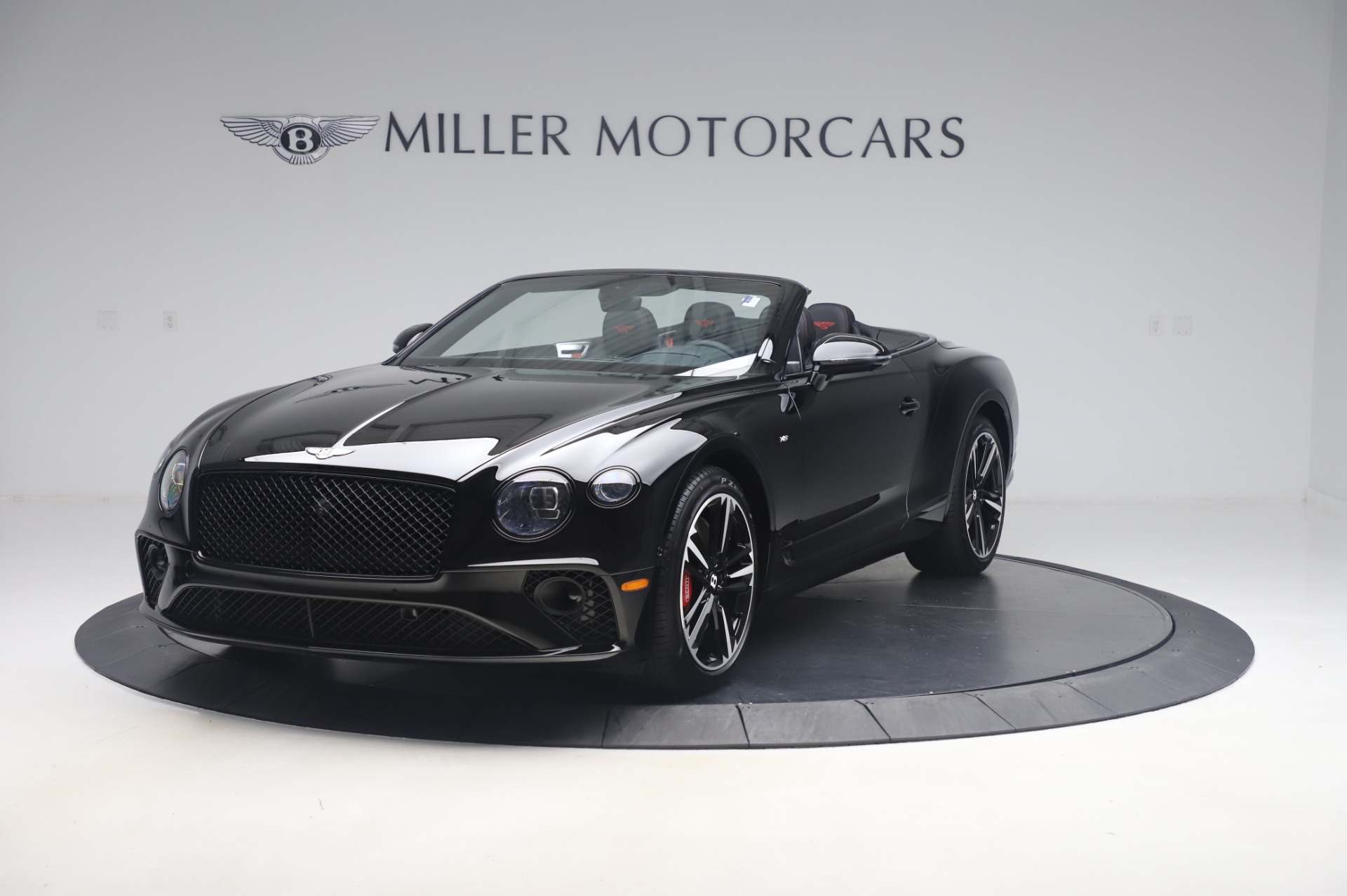 New 2020 Bentley Continental GT Convertible V8 for sale $275,045 at Maserati of Westport in Westport CT 06880 1