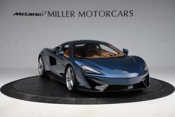 Used 2017 McLaren 570S for sale $154,900 at Maserati of Westport in Westport CT 06880 11