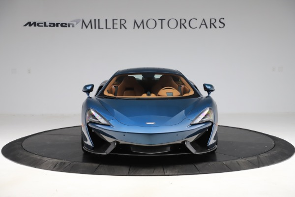 Used 2017 McLaren 570S for sale $154,900 at Maserati of Westport in Westport CT 06880 12