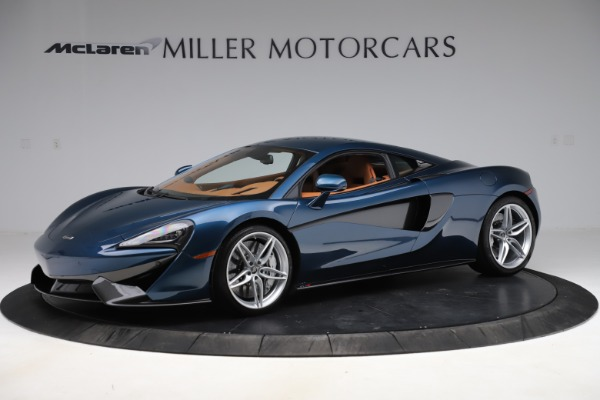 Used 2017 McLaren 570S for sale $154,900 at Maserati of Westport in Westport CT 06880 2