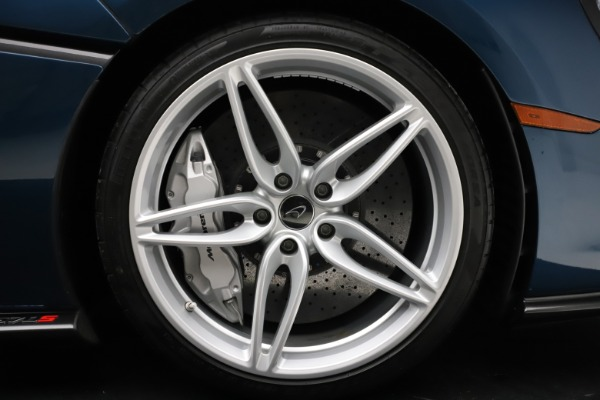 Used 2017 McLaren 570S for sale $154,900 at Maserati of Westport in Westport CT 06880 22