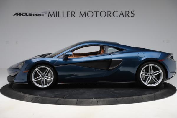 Used 2017 McLaren 570S for sale $154,900 at Maserati of Westport in Westport CT 06880 3