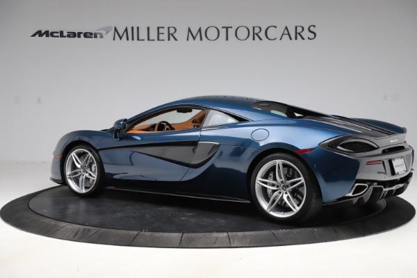 Used 2017 McLaren 570S for sale $154,900 at Maserati of Westport in Westport CT 06880 4