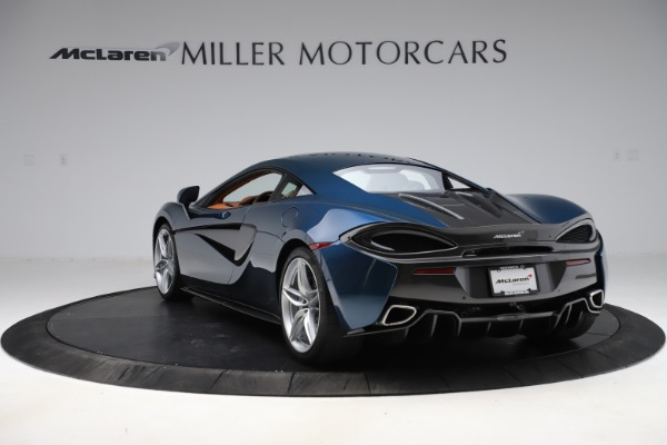 Used 2017 McLaren 570S for sale $154,900 at Maserati of Westport in Westport CT 06880 5