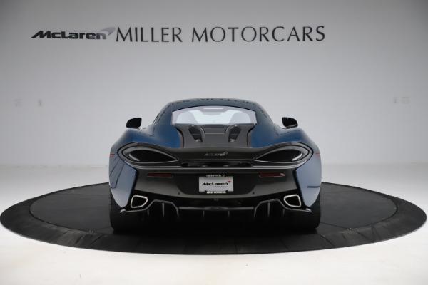 Used 2017 McLaren 570S for sale $154,900 at Maserati of Westport in Westport CT 06880 6
