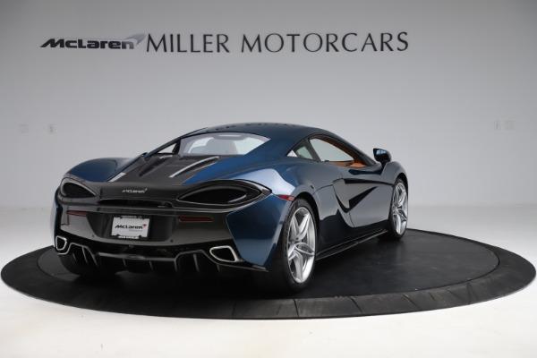 Used 2017 McLaren 570S for sale $154,900 at Maserati of Westport in Westport CT 06880 7