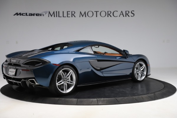 Used 2017 McLaren 570S for sale $154,900 at Maserati of Westport in Westport CT 06880 8