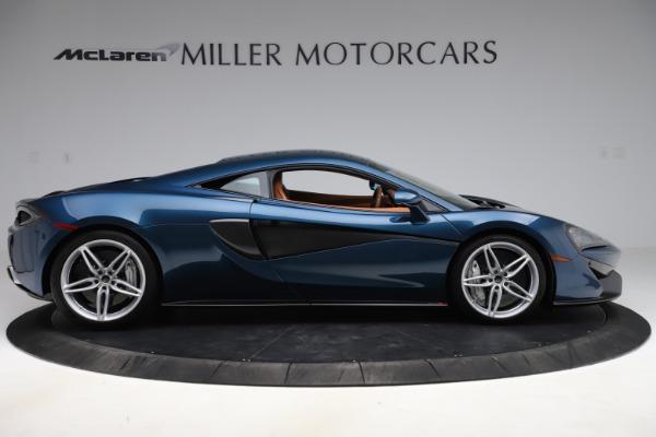 Used 2017 McLaren 570S for sale $154,900 at Maserati of Westport in Westport CT 06880 9