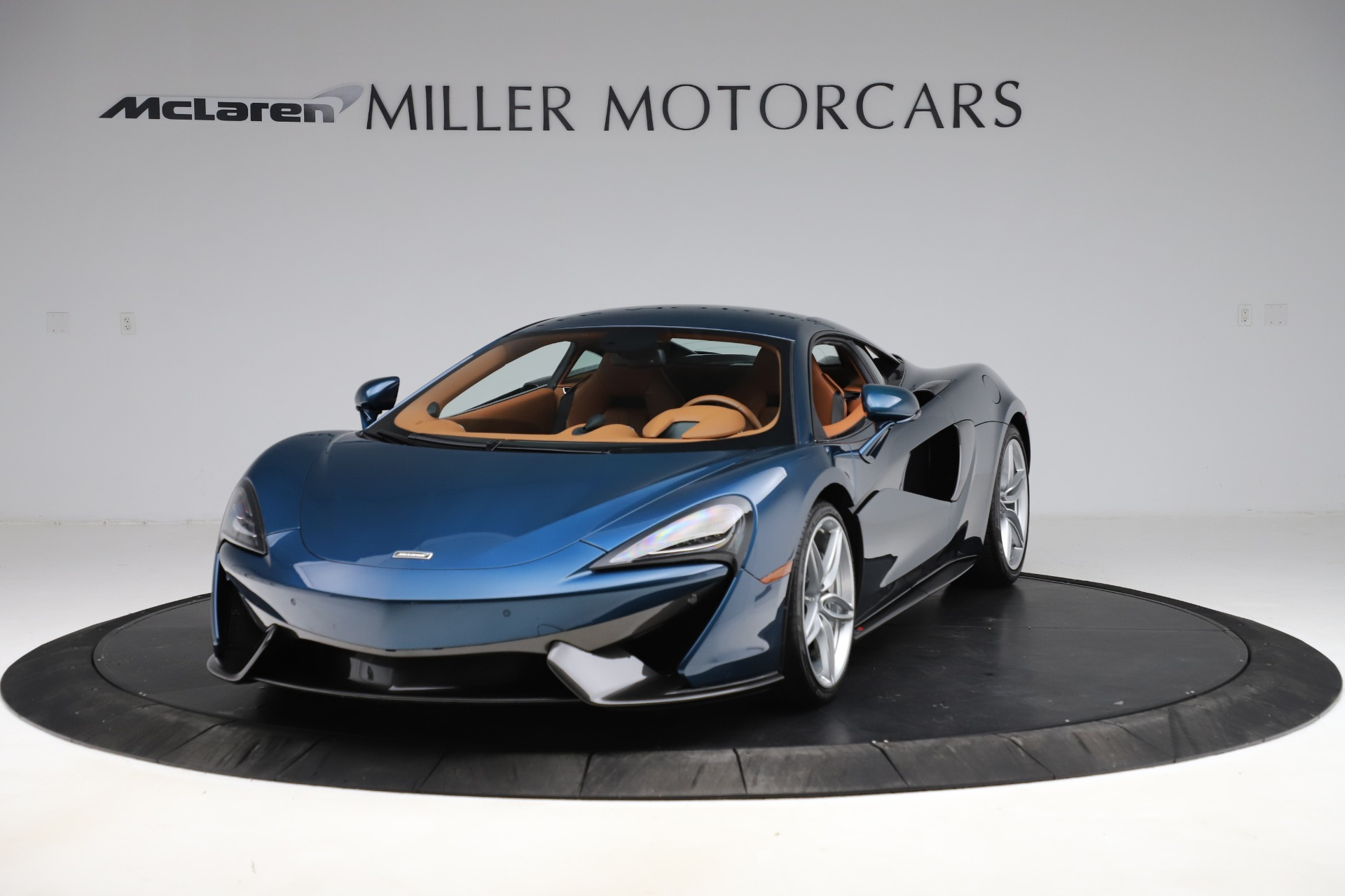 Used 2017 McLaren 570S for sale $154,900 at Maserati of Westport in Westport CT 06880 1