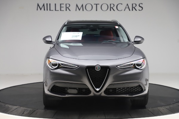 New 2020 Alfa Romeo Stelvio Ti Q4 for sale $50,945 at Maserati of Westport in Westport CT 06880 12