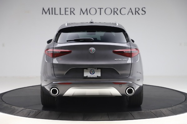 New 2020 Alfa Romeo Stelvio Ti Q4 for sale $50,945 at Maserati of Westport in Westport CT 06880 6