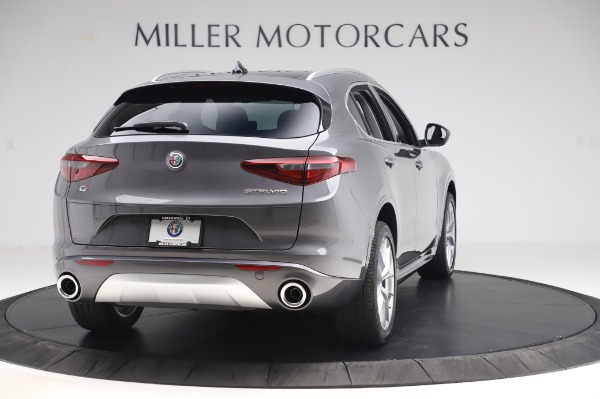 New 2020 Alfa Romeo Stelvio Ti Q4 for sale $50,945 at Maserati of Westport in Westport CT 06880 7