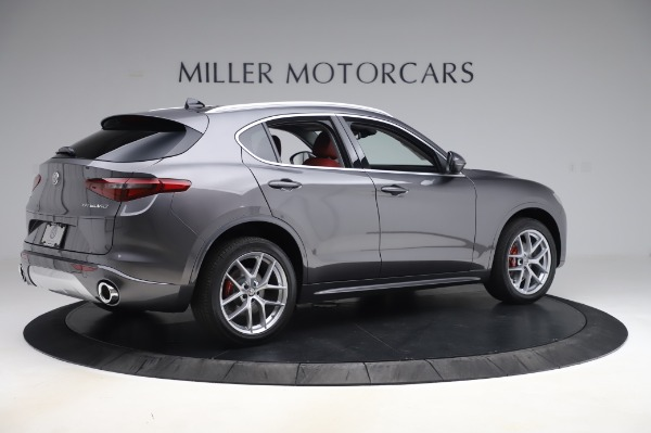 New 2020 Alfa Romeo Stelvio Ti Q4 for sale $50,945 at Maserati of Westport in Westport CT 06880 8