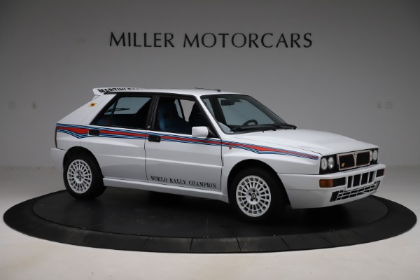Used 1992 Lancia HF Integrale Evo 1 Martini 6 for sale $199,900 at Maserati of Westport in Westport CT 06880 10