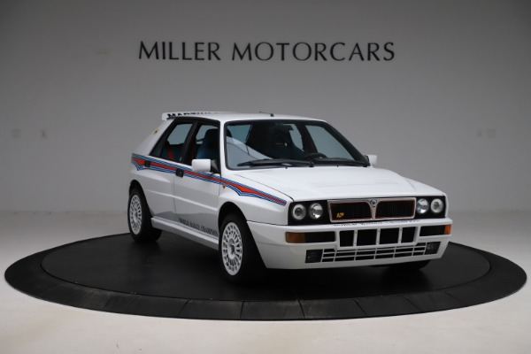 Used 1992 Lancia HF Integrale Evo 1 Martini 6 for sale $199,900 at Maserati of Westport in Westport CT 06880 11