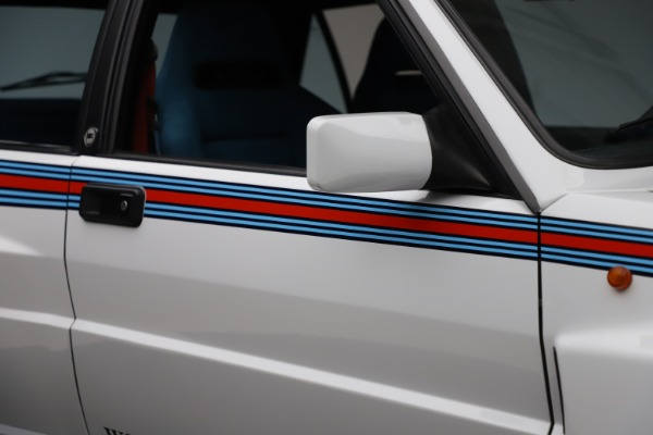 Used 1992 Lancia HF Integrale Evo 1 Martini 6 for sale $199,900 at Maserati of Westport in Westport CT 06880 27