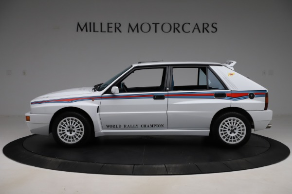 Used 1992 Lancia HF Integrale Evo 1 Martini 6 for sale $199,900 at Maserati of Westport in Westport CT 06880 3