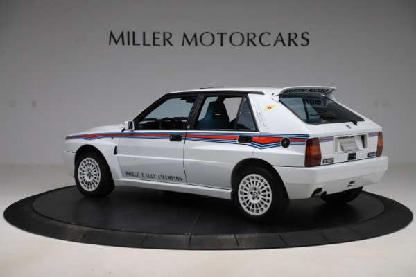 Used 1992 Lancia HF Integrale Evo 1 Martini 6 for sale $199,900 at Maserati of Westport in Westport CT 06880 4
