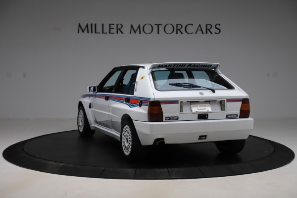 Used 1992 Lancia HF Integrale Evo 1 Martini 6 for sale $199,900 at Maserati of Westport in Westport CT 06880 5