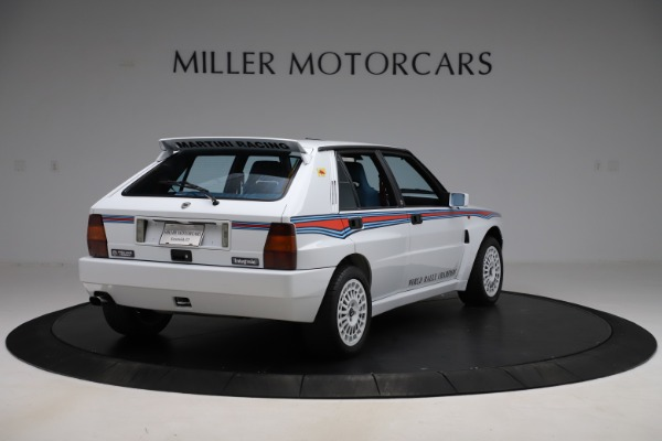 Used 1992 Lancia Delta Integrale Evo 1 - Martini 6 for sale $188,900 at Maserati of Westport in Westport CT 06880 7