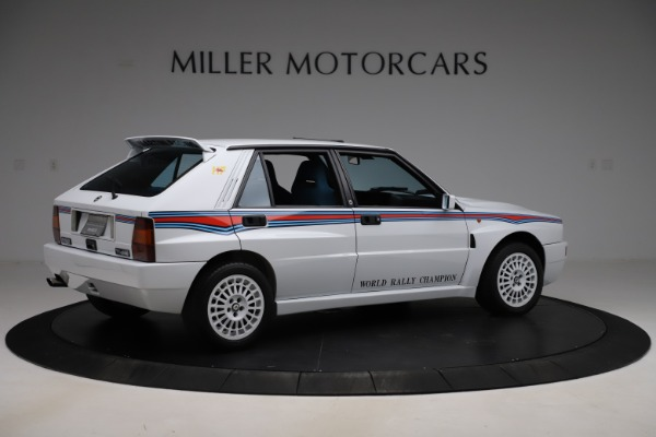 Used 1992 Lancia HF Integrale Evo 1 Martini 6 for sale $199,900 at Maserati of Westport in Westport CT 06880 8
