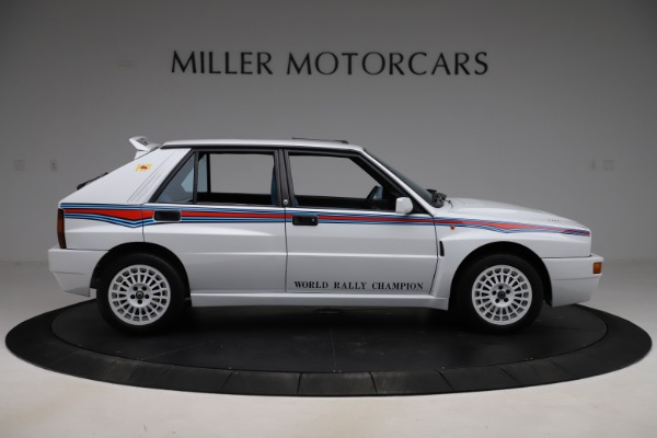 Used 1992 Lancia HF Integrale Evo 1 Martini 6 for sale $199,900 at Maserati of Westport in Westport CT 06880 9